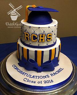 Ripon Graduation Cake