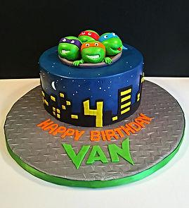Ripon Birthday Cake