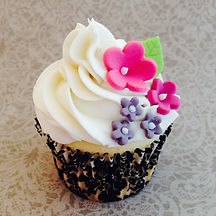 Modesto bridal shower cupcakes