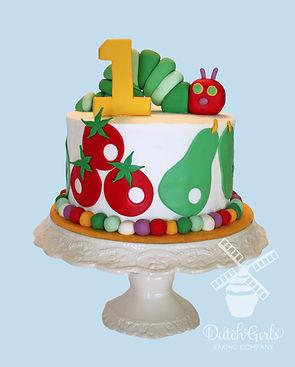 hungary catepillar cake