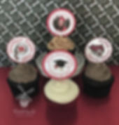 Ripon High School Graduations Cupcakes