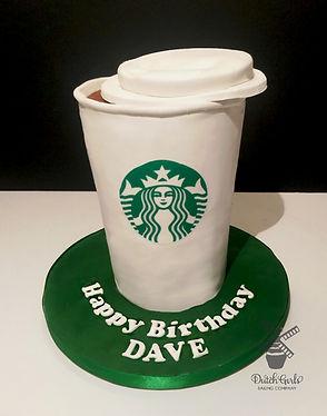 Starbuck's Coffee Cake