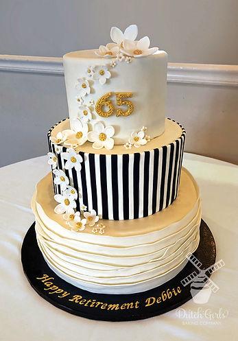 Stockton Cake Retirement Party