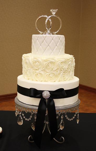 Modesto Wedding Cake