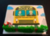 School Nurse Retirement Cake