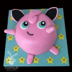 jigglypuff birthday cake