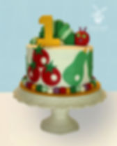 modesto smash cake