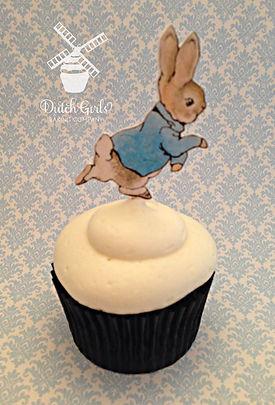 Modesto Baby Shower Cupcakes