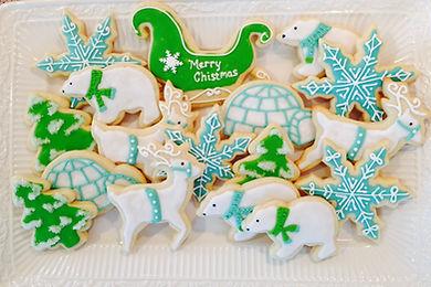 Christmas cookies Ripon