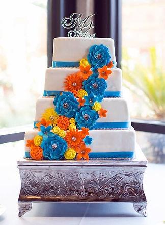 Modesto Wedding Cakes