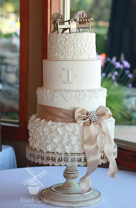 Turlock Wedding Cake