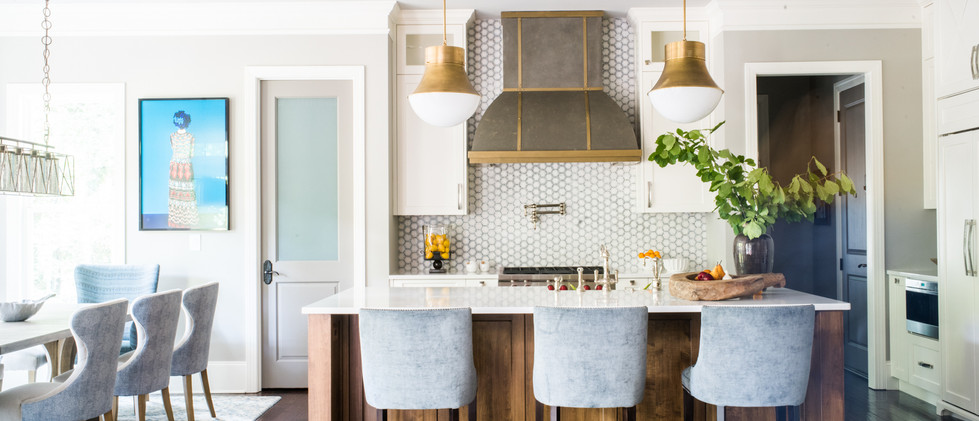 Sandy Springs home - kitchen