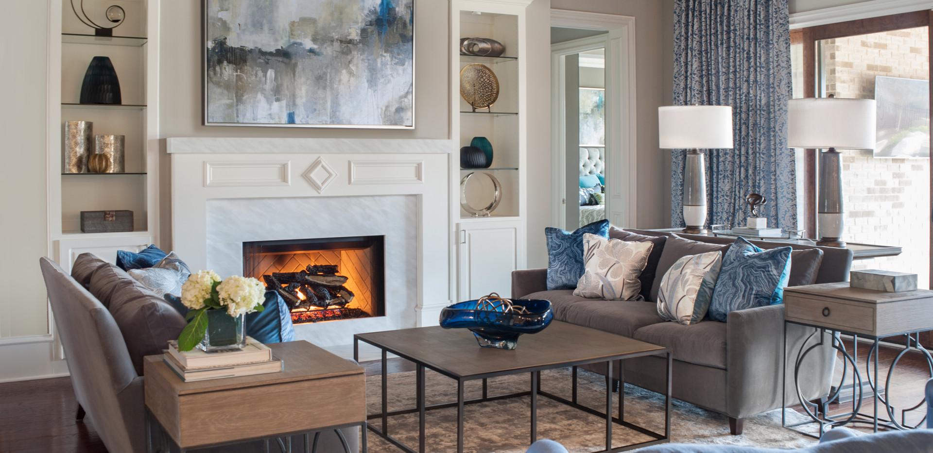 Milton living room