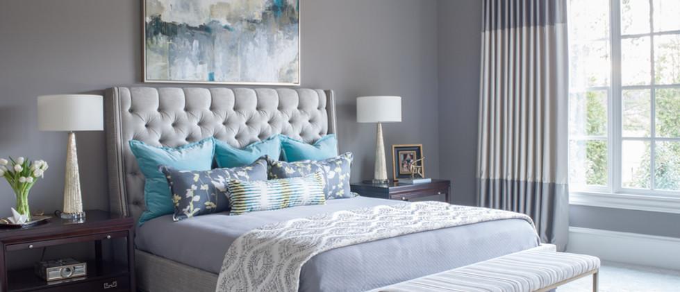 Milton master bedroom