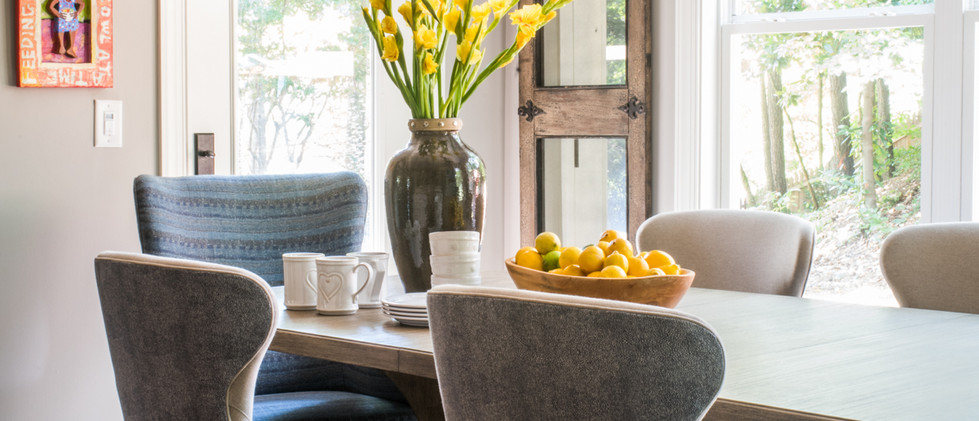 Sandy Springs home - eat in kitchen