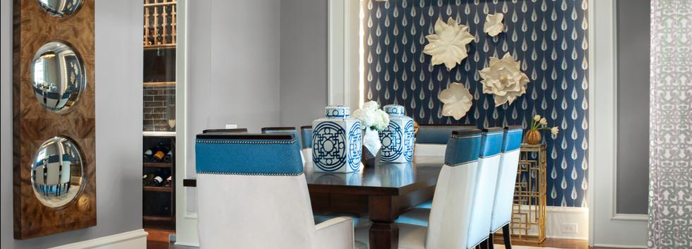 Milton dining room