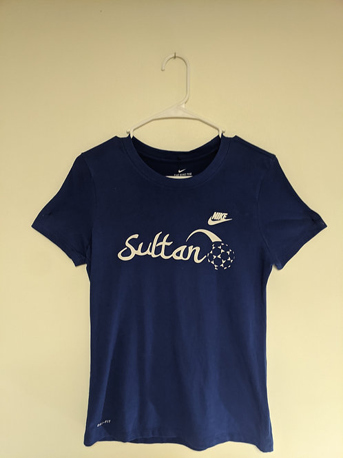women's small - Nike - blue short sleeve