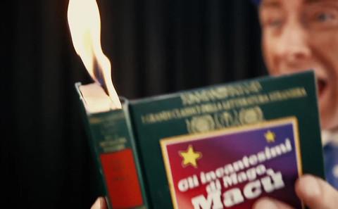 MATTEO CUCCHI Magician