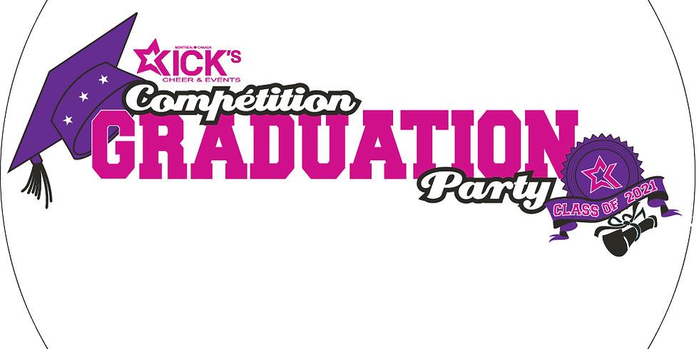 Kick's Graduation Party Montréal