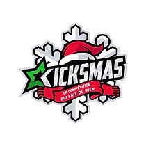 Kicksmas Logo Christmas Cheer Competition