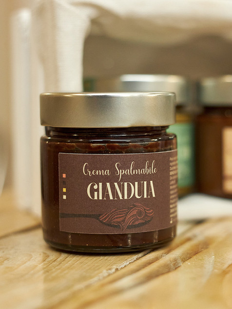 Crema Spalmabile Gianduia
