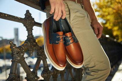 savelli shoes brown como italy autumn summer closeup suit sky social media sharecampaign