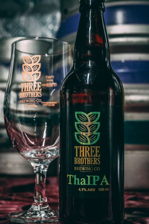 Three Brothers - ThaIPA