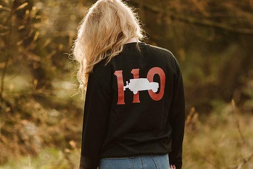 Black 110 Sweatshirt