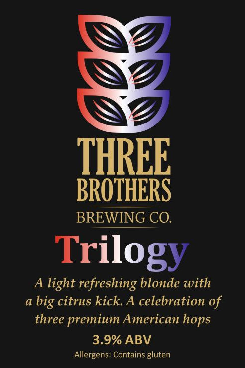 Three Brothers - Trilogy Blonde