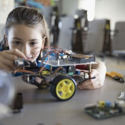 Intro to Robot Design-Ages 10+