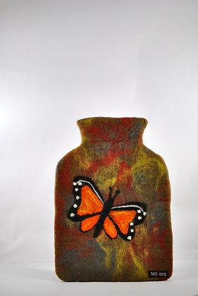 Schmetterling ab