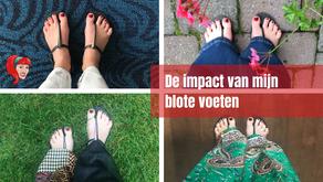 De impact van bewegen met blote voeten.      👣