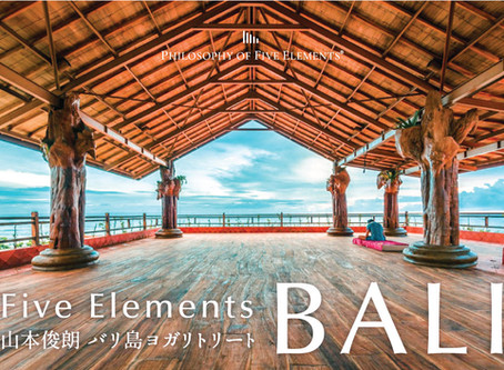 FiveElementsBALI 山本俊朗バリ島ヨガリトリート