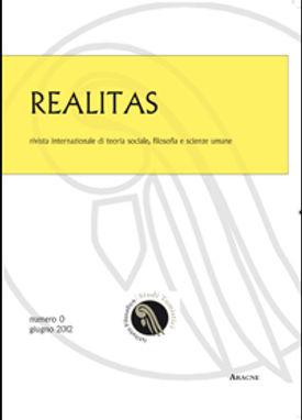 Realitas N°0/ giugno 2012