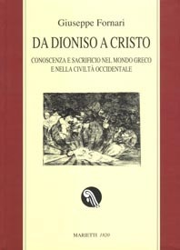 Da Dioniso a Cristo