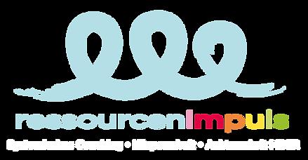 Logo Ressourcen-Impuls, Zürich.