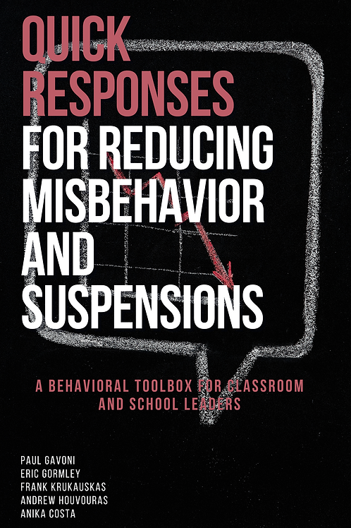 Quick Responses for Reducing Misbehavior and Suspensions