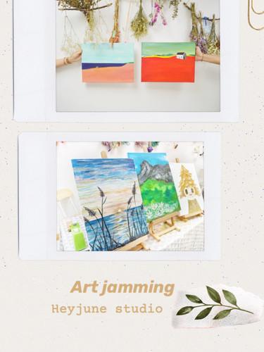 Art Jamming