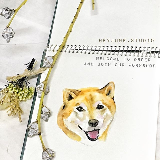 「Heyjune Studio – Pet Lover工作坊 」 _工作坊會先同