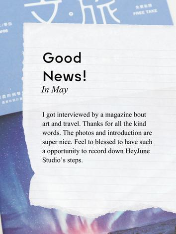 Interview by Magazine