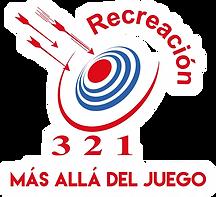 Logo Nuevo Recreación 3 2 1 Fondo Blanco