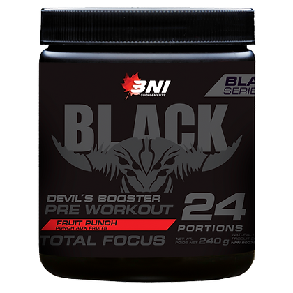 BNI - DEVIL'S BOOSTER BLACK