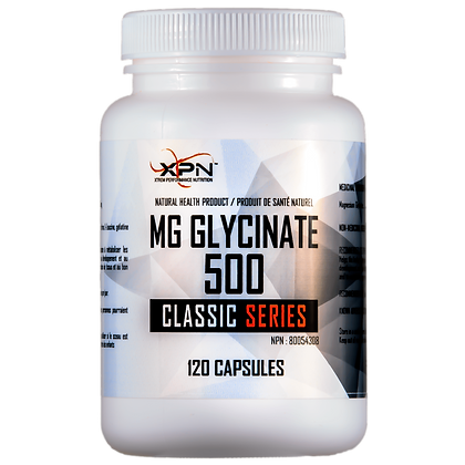 XPN - MG GLYCINATE