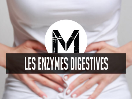 LES ENZYMES DIGESTIVES