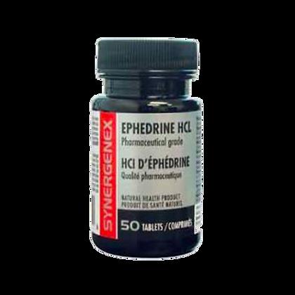 SYNERGENEX - EPHEDRINE