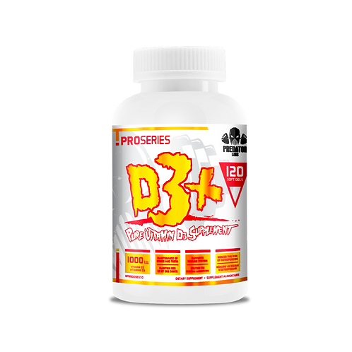 Vitamin D3+