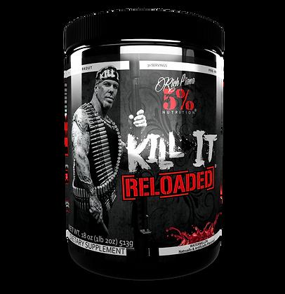 5% NUTRITION - KILL IT RELOAD