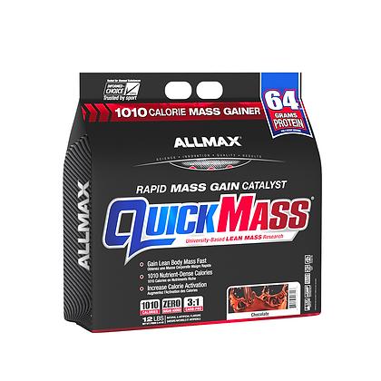 ALLMAX - QUICKMASS 12LBS