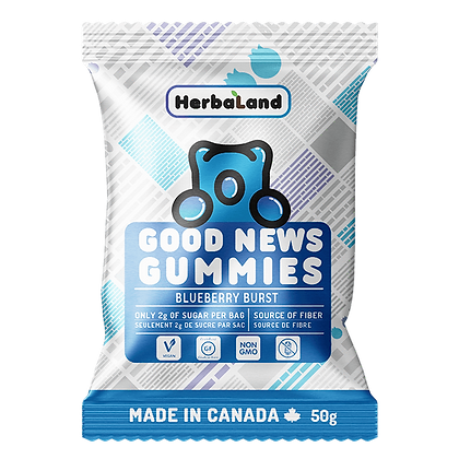 HERBALAND - GOOD NEWS GUMMY 1X
