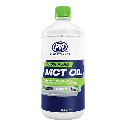 PVL ESSENTIALS - MCT OIL